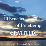 10 Benefits of Practicing Gratitude