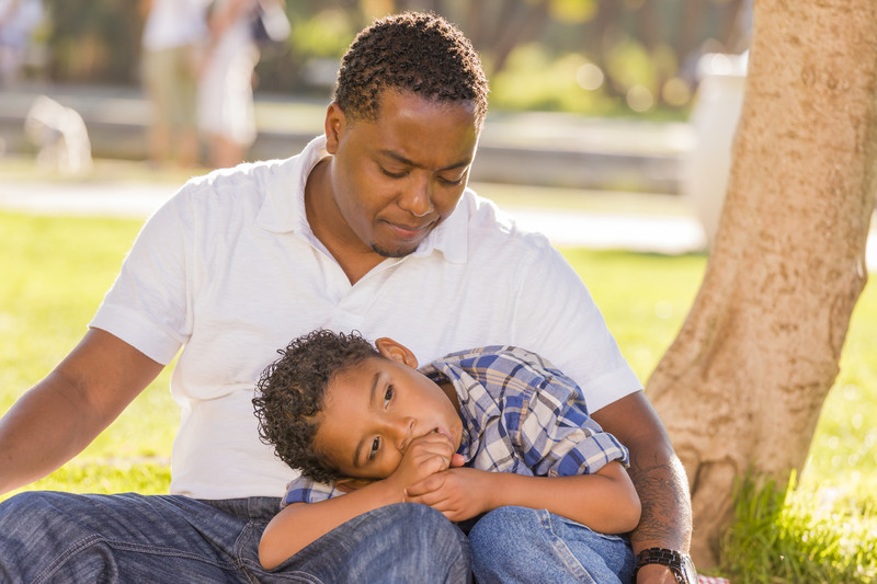 How to Help Your Children Grieve