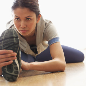 Becoming Fit-Flexibility