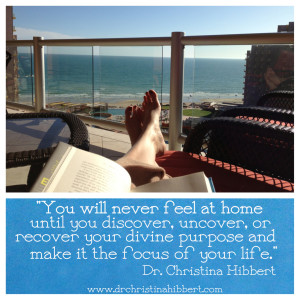 Living a Life of Purpose and Meaning-The Key to True Happiness, www.drchristinahibbert.com