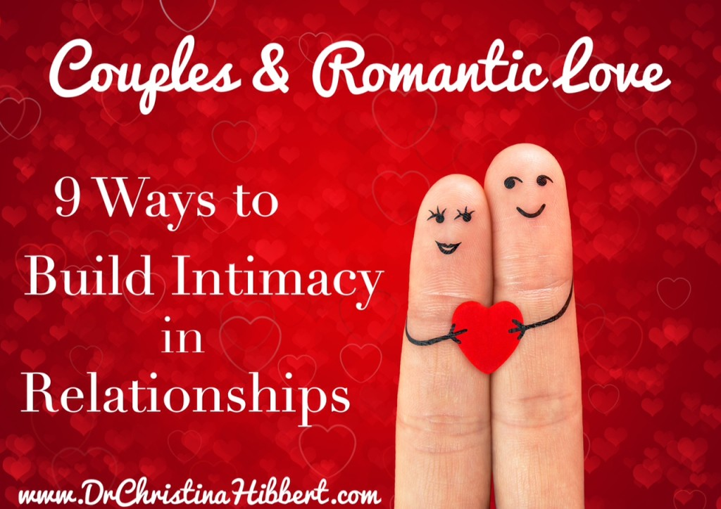 building a new romantic relationship