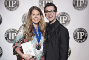 """This Is How We Grow"" wins an IPPY Award. LIFE: The Battle & The Beauty www.DrChristinaHibbert.com"