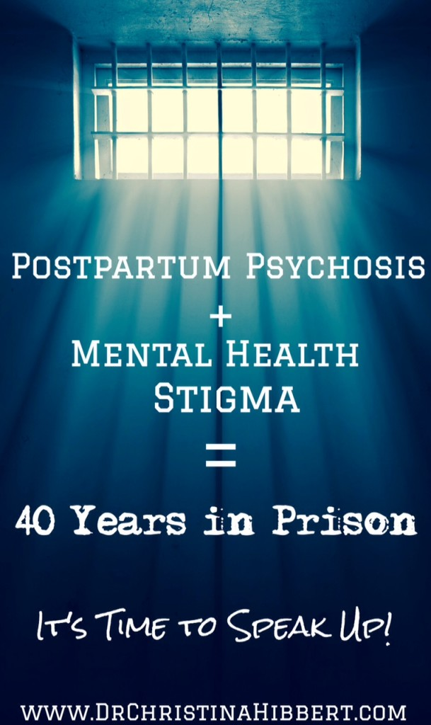Postpartum Psychosis Mental Health Stigma 40 Years In Prison It S
