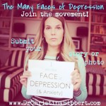 The Many Faces of #Depression: Join the Movement & Stop the #Stigma @ www.DrChristinaHibbert.com