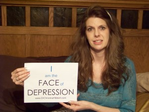 """The Many Faces of Depression"": Motherhood, Postpartum, & Spirituality--Jami's Story www.DrChristinaHibbert.com"
