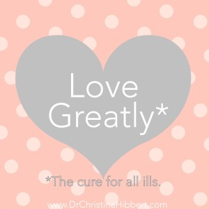 "Love Greatly, ""Mental Illness, Stigma & Suicide: Finding Hope in the Darkest Times""; www.DrChristinaHibbert.com"