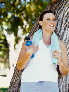 Mom Mental Health Through Exercise: Pregnancy, Postpartum, & Beyond! www.DrChristinaHibbert.com