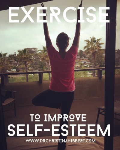 "Improve Your Self-Esteem with Exercise–Key 2 (Excerpt from ""8 Keys to Mental Health Through Exercise!"")"
