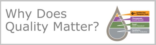 Essential Oils-Why Quality Matters www.DrChristinaHibbert.com www.MotherhoodEssential.com
