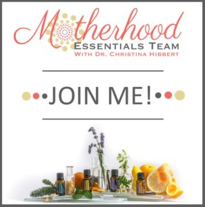 "Join my ""Motherhood Essentials"" Team! Learn with me, work with me, win with me! www.DrChristinhibbert.com www.MotherhoodEssential.com #essentialoils #motherhood #giveaway #webinars #work #opportuity"
