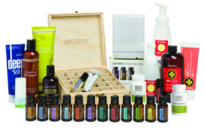 doTerra Kits & Product Mockups
