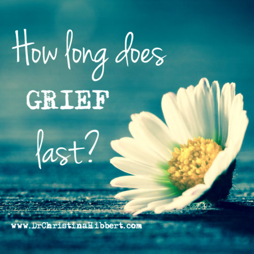 How Long Does Grief Last? & Video