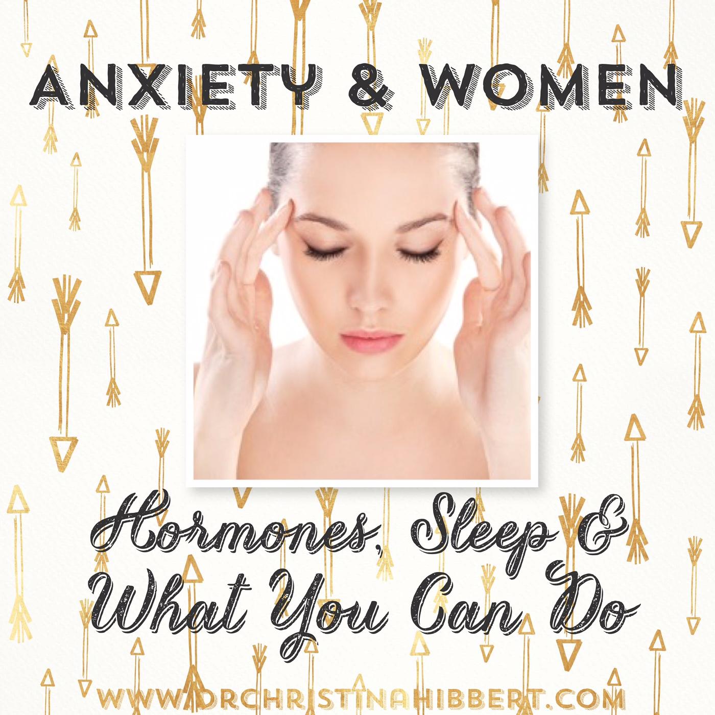 Nervous system: nervousness in women 35